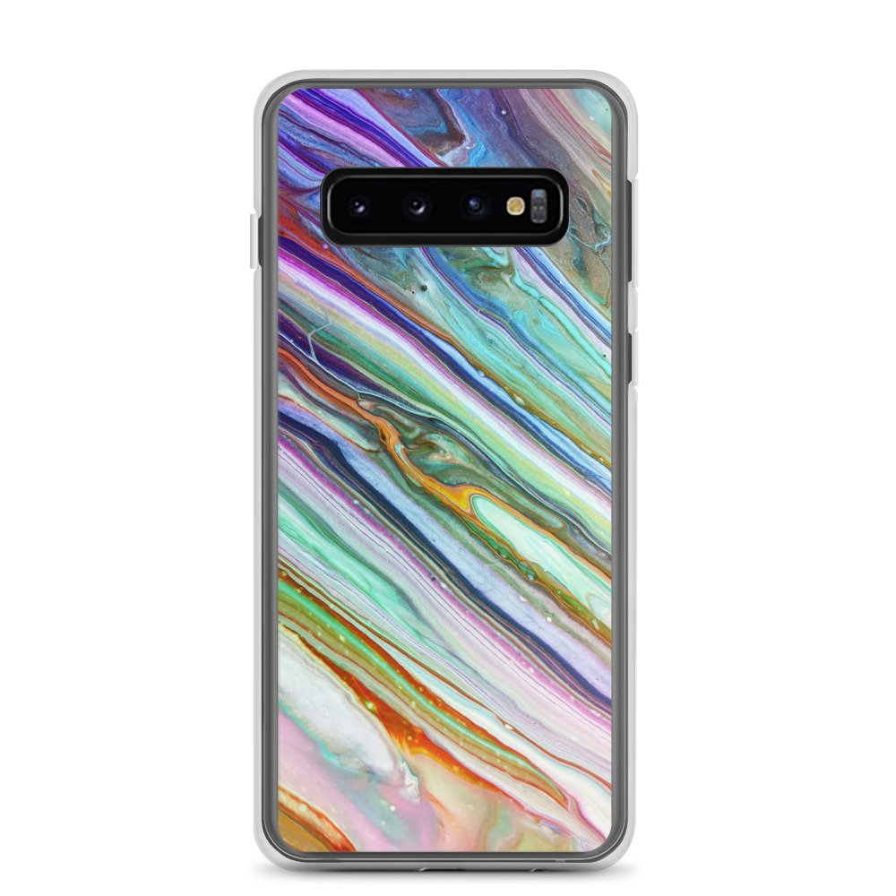 Canny Striations - Phone Case